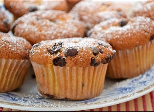 Gesztenyés muffin, Kép: Steffel Csaba