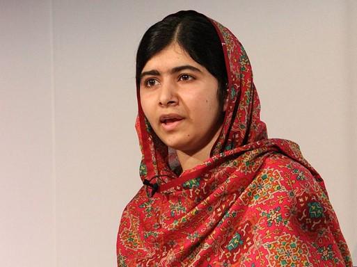 Malala Yousafzai, Kép: wikimedia