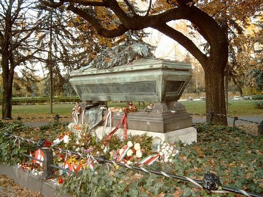 Arany János sírja, Kép: wikipedia