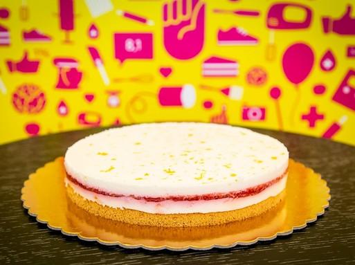 Bodzás túrós torta, Kép: sajtóanyag