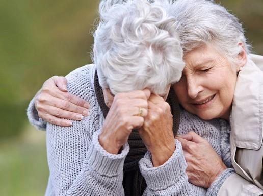 Gyászoló özvegyek, Kép: felejtek.hu