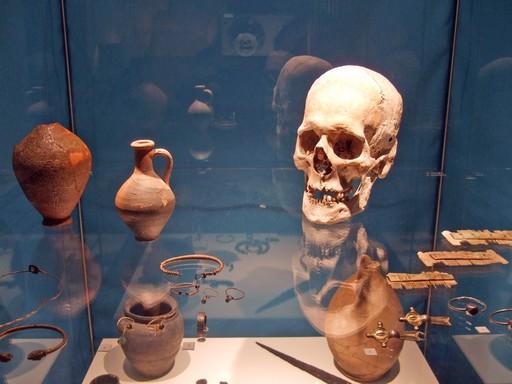 Keszthely, fenékpusztai leletek, Kép: wikipedia
