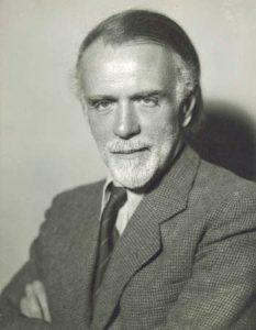 Kodály Zoltán 1930-ban, Kép: wikimedia