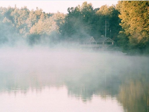 Ködös őszi reggel, Kép: pxhere