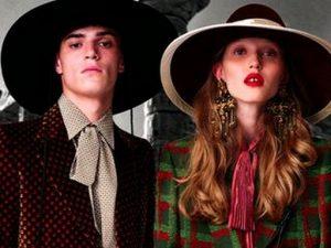 Őszi divat, 2019, Kép: gucci