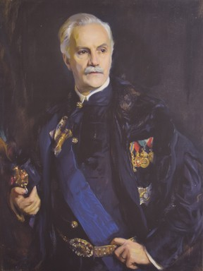 Scitovszky Tibor portre, Kép: sajtóanyag