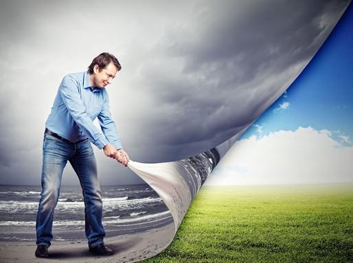 Tenger helyett zöld terület férfival, Kép: sajtóanyag