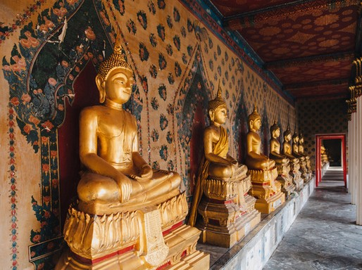Thai szobrok, Kép: despositphotos