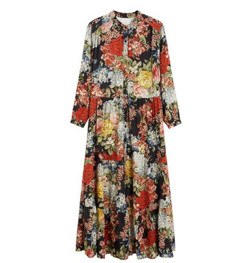Virágos ruha, Kép: fashiondays