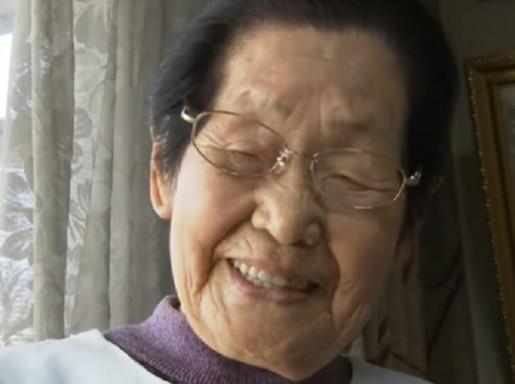 100 éves fodrász Japánban, Kép: felejtek.hu