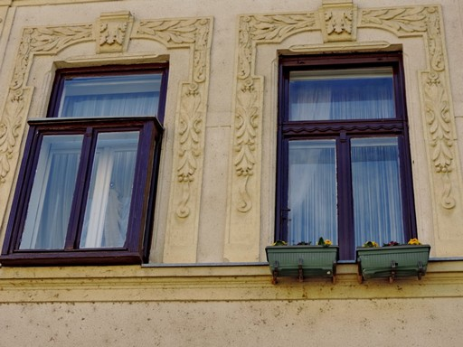 Ablakok, Kép: pixnio