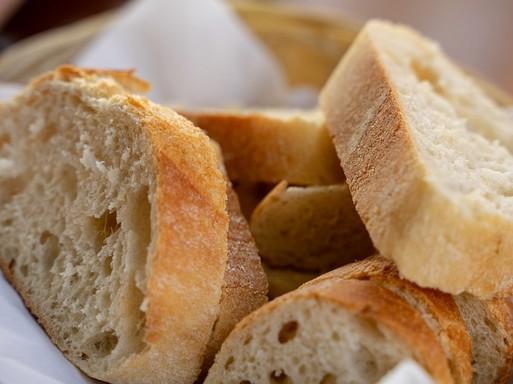Friss kenyér szeletelve, Kép: pixabay