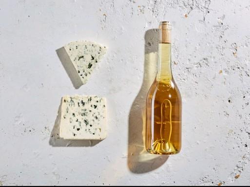 Aszú és kék sajt, Kép: Furmint Photo
