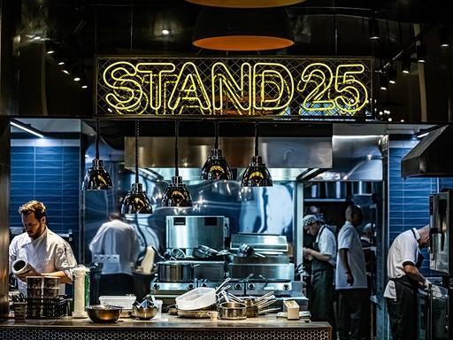 Stand25, konyha, Kép: sajtóanyag