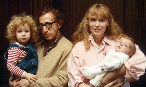 Woody Allen molesztálta a lányát?!